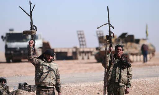 Der Kampf der IS-Hauptstadt Raqqa ist im Gange: - Die IS-Krieger werden zu Tode kämpfen