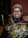 En rådyr flaske vin får Bjørn Håvard til å sove ute i åtte dager