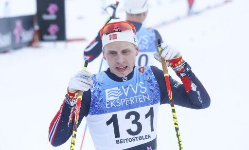 Olympic hero Kruger broke tremilla