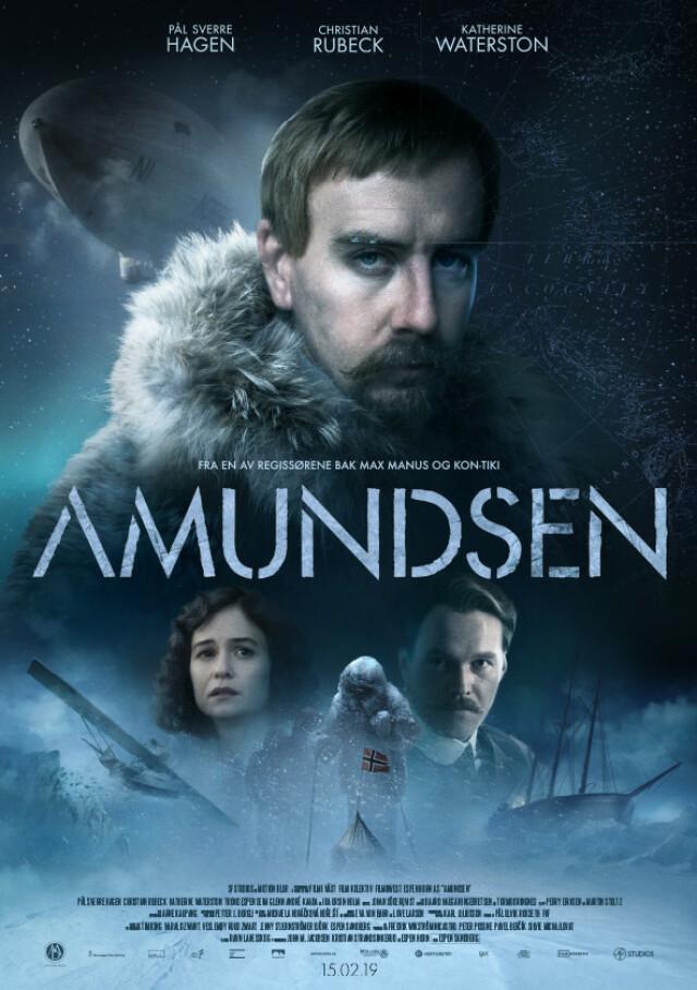 Bilderesultat for amundsen film