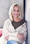 INTERIØREKSPERT: Mai Eckhoff Morseth er tidligere redaktør i KK Living og en av KK.nos faste interiøreksperter. Hun står bak bloggen Enklegleder.wordpress.com.  Foto: Yvonne Wilhelmsen