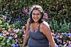 MS, MULTIPPEL SKLEROSE: Liv Kiøsterud (41) har hatt MS siden hun var 23 år gammel. Allikevel anser hun seg selv som heldig, på mange måter. FOTO: Ida Bergersen