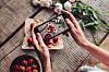 MATINSPIRASJON: Det er mye inspirasjon til både retter og borddekking på Instagram! FOTO: NTB Scanpix